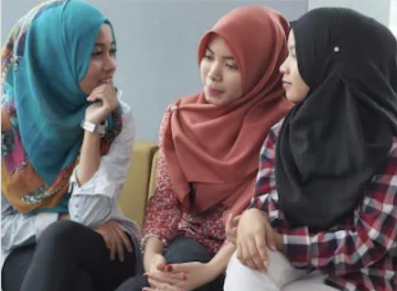 マレーシアの若者 女性
