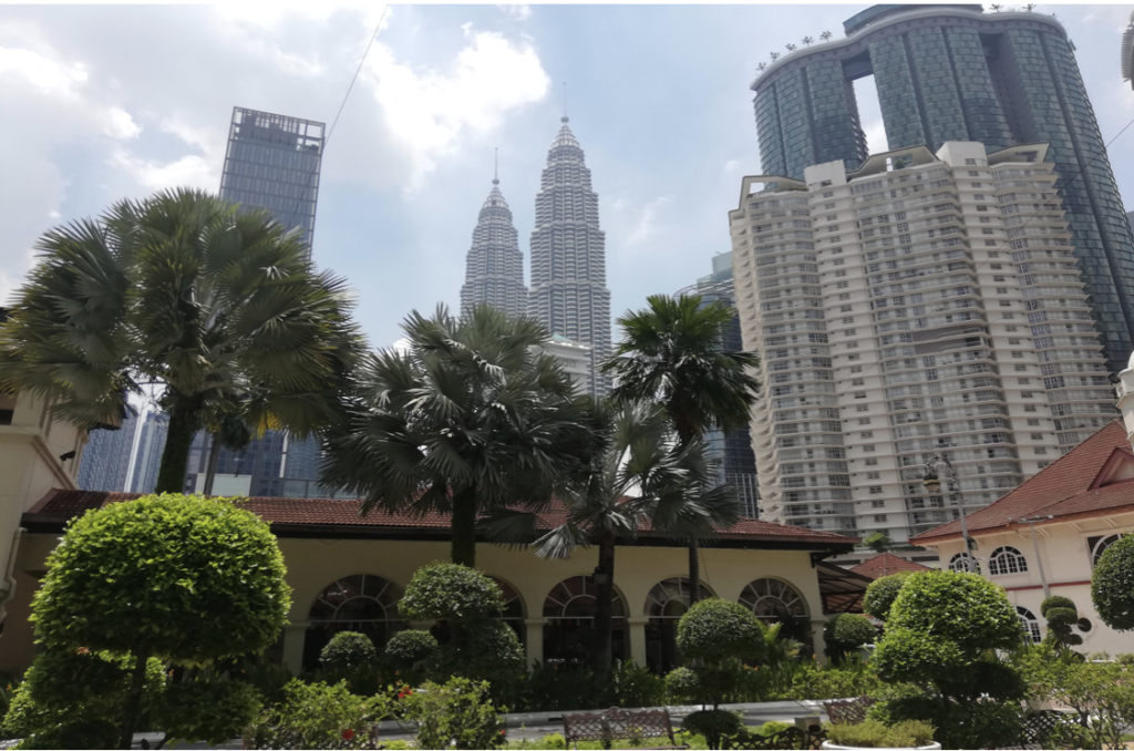マレーシアの景色
