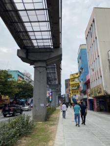 マレーシア道路