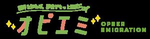 マレーシアの移住情報や観光情報をお届けするメディアオピエミのロゴ