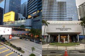 マレーシアホテル
