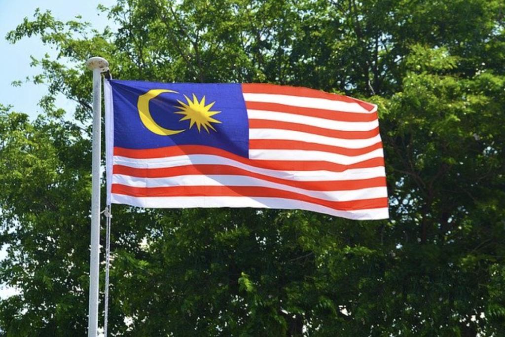 マレーシアの旗