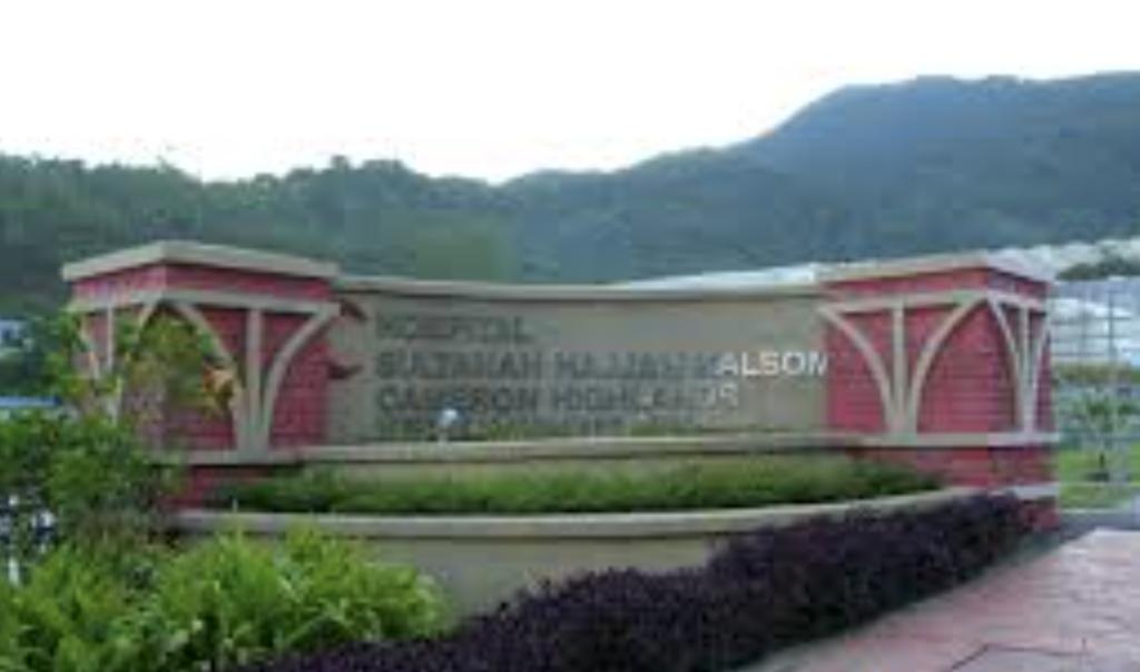 Hospital Sultanah Hajjah Kalsom, Cameron Highlands