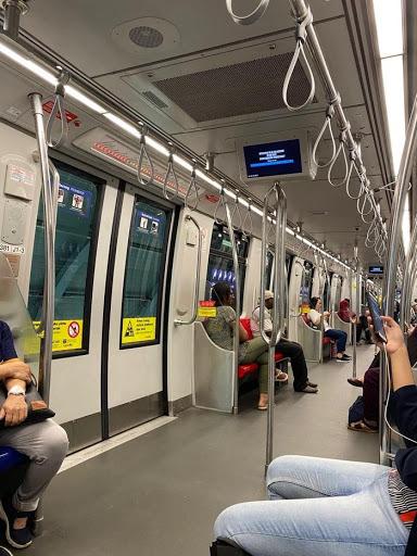 マレーシア電車