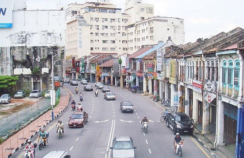 マレーシアの当時の日本人人口