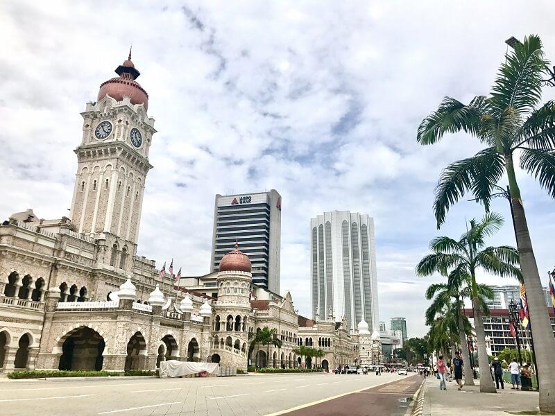 マレーシアで住みやすい街は
