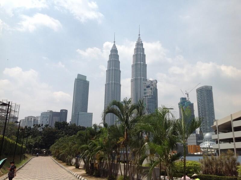 マレーシアの気候