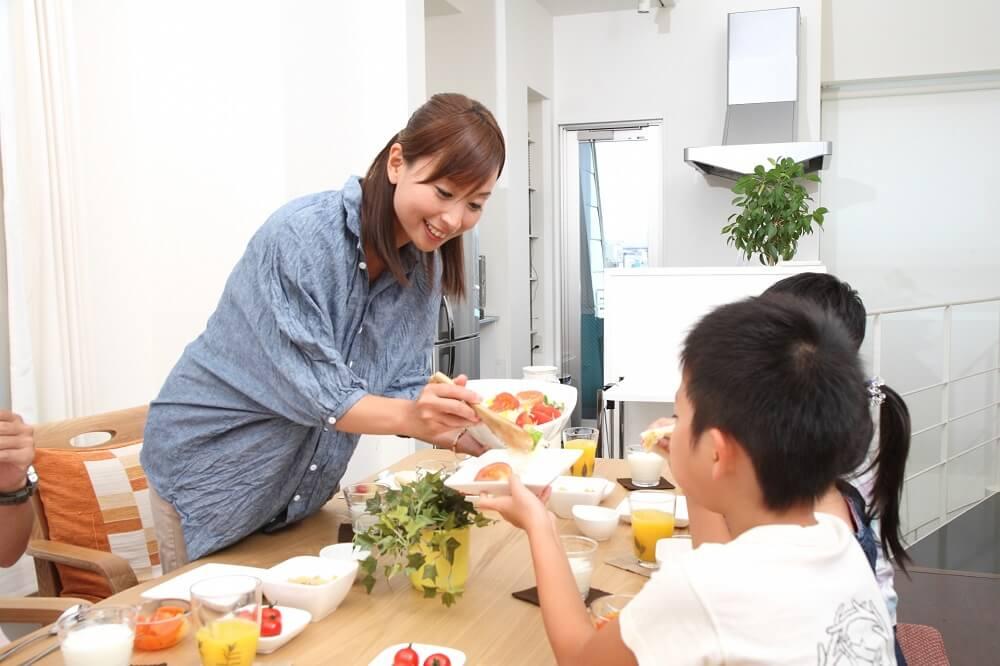 マレーシア移住後の家族4人の生活費