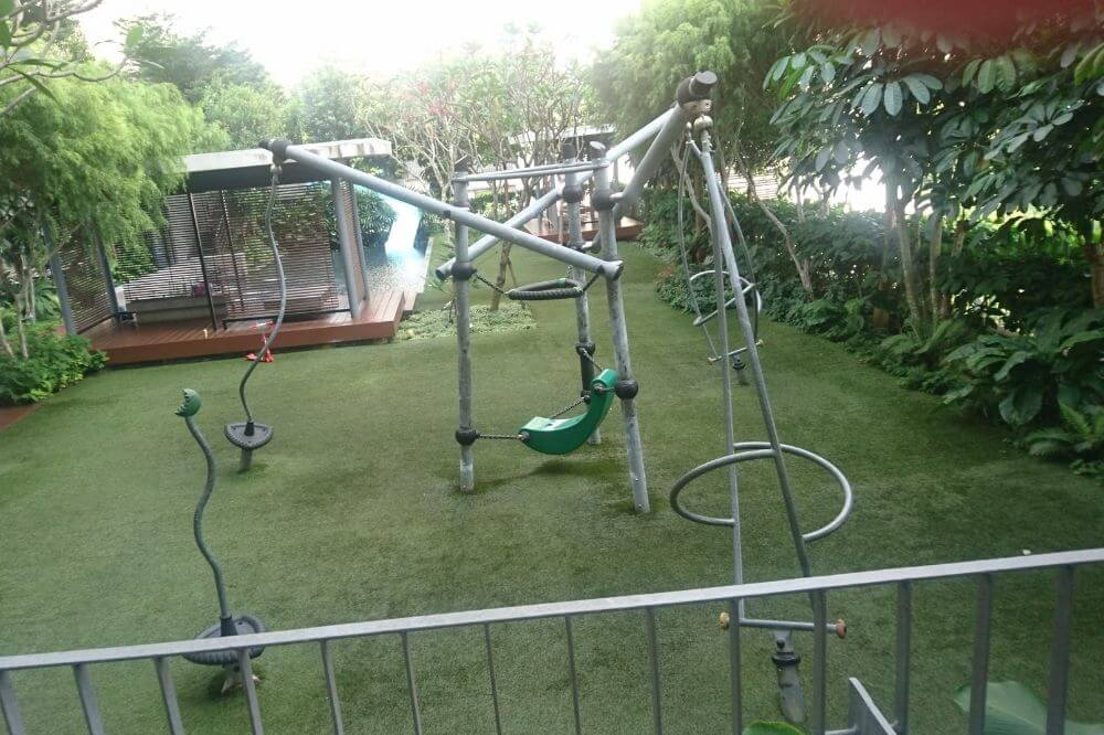 マレーシアの子供の遊び場
