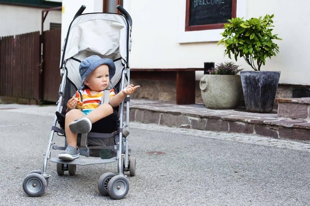 マレーシアでの赤ちゃん連れ外出事情